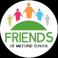 Friends Logo Round